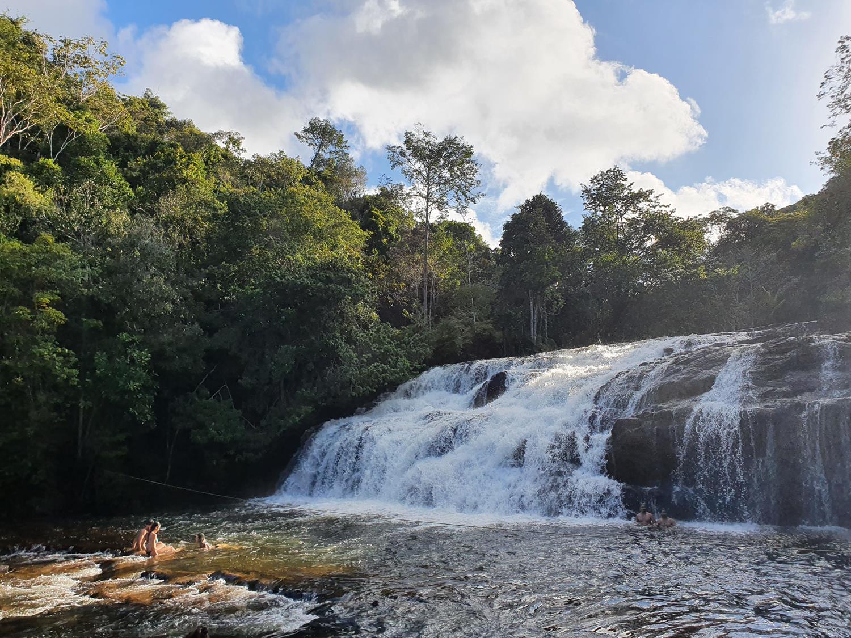 cachoeira Tijuipe Itacaré