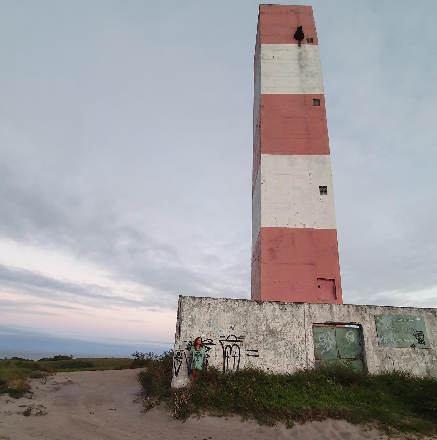 Farol da Península de Maraú