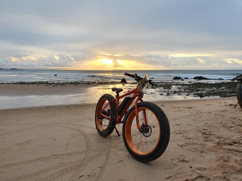 Bike em Barra Grande