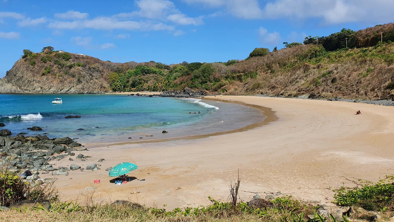 Praia do Meio Noronha