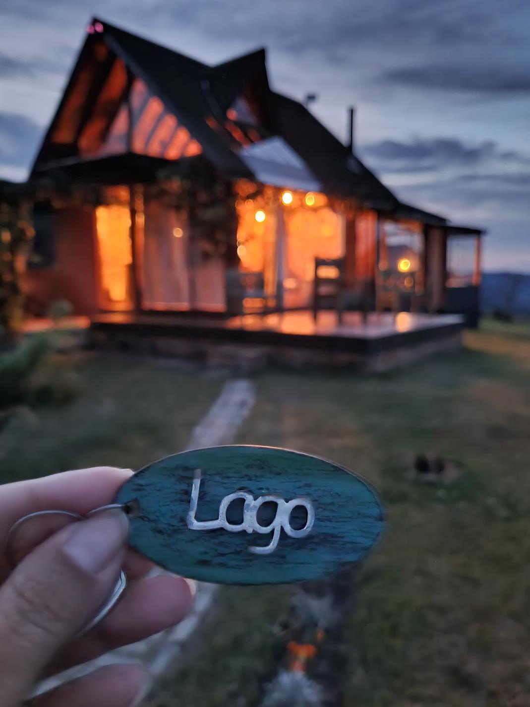 Cabana do lago urubici