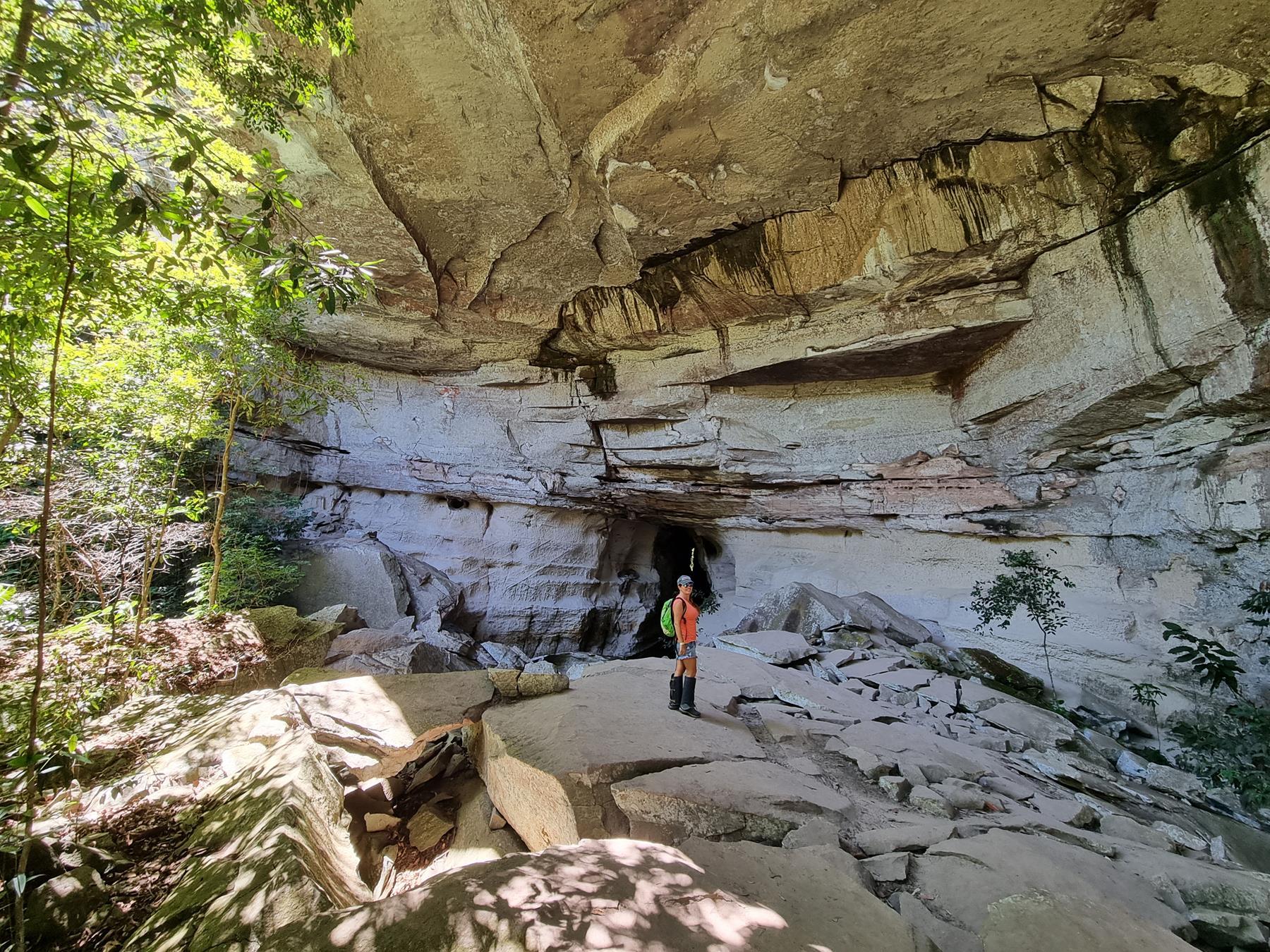 caverna aroe jari