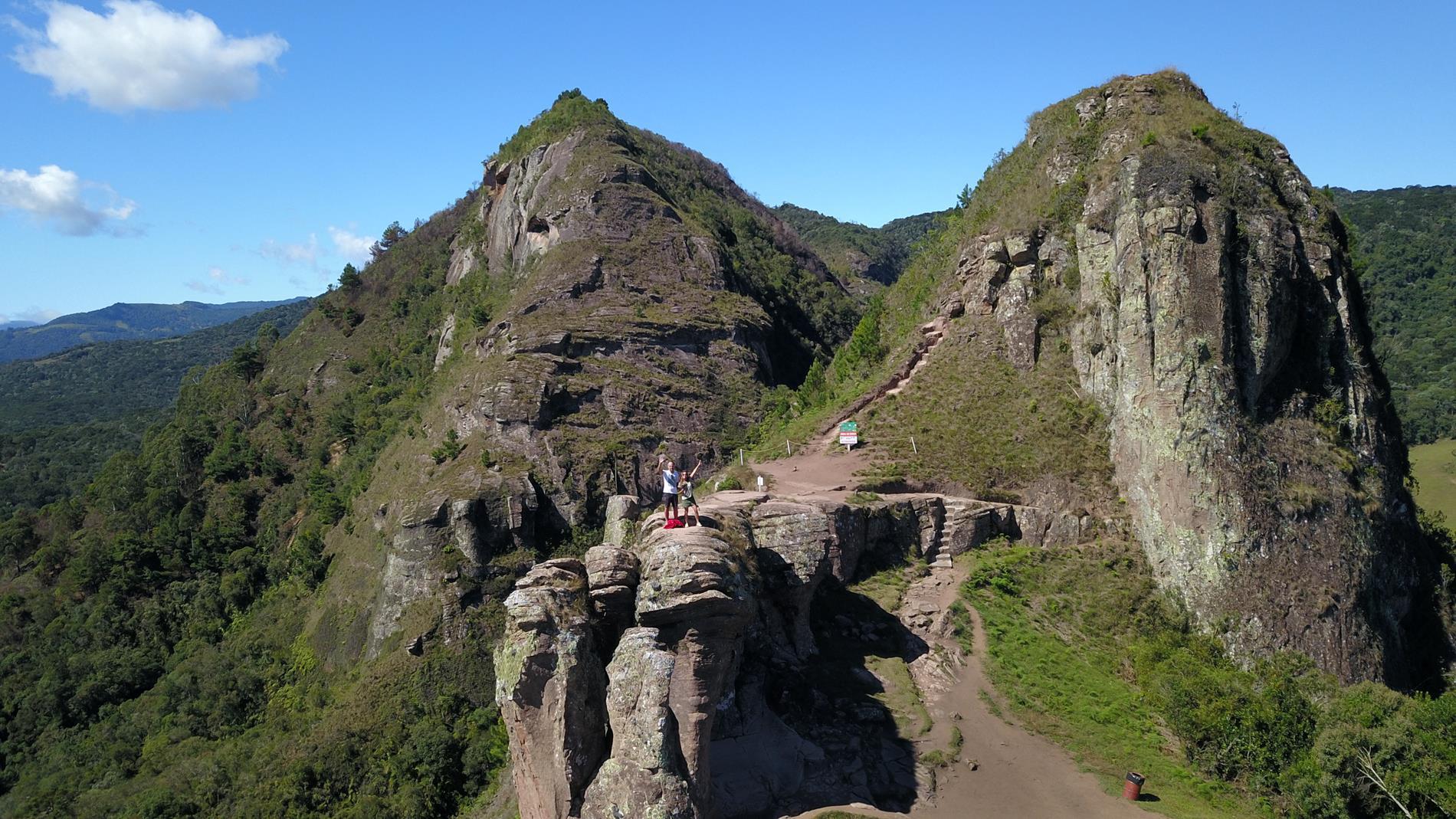 Morro do campestre Urubici